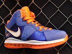hardwood lebron8 blue 01 First Look at Nike LeBron X Low   Cavs Hardwood Classic?!