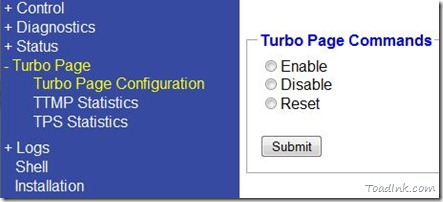 Turbo Page