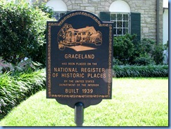 8232 Graceland, Memphis, Tennessee - Graceland Mansion