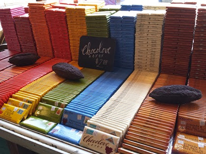 Chocolove at Bayleaf on Pearl