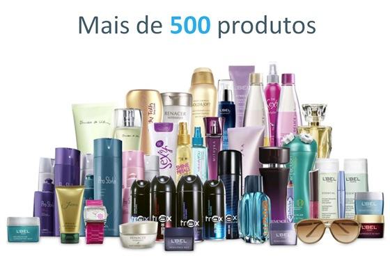 500 produtos