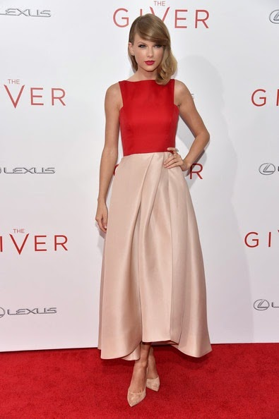 Taylor Swift Giver Premieres NYC