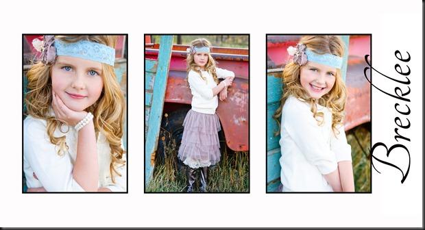 Brecklee collage