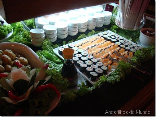 Bufalo Branco Sushi Foz do Iguaçu