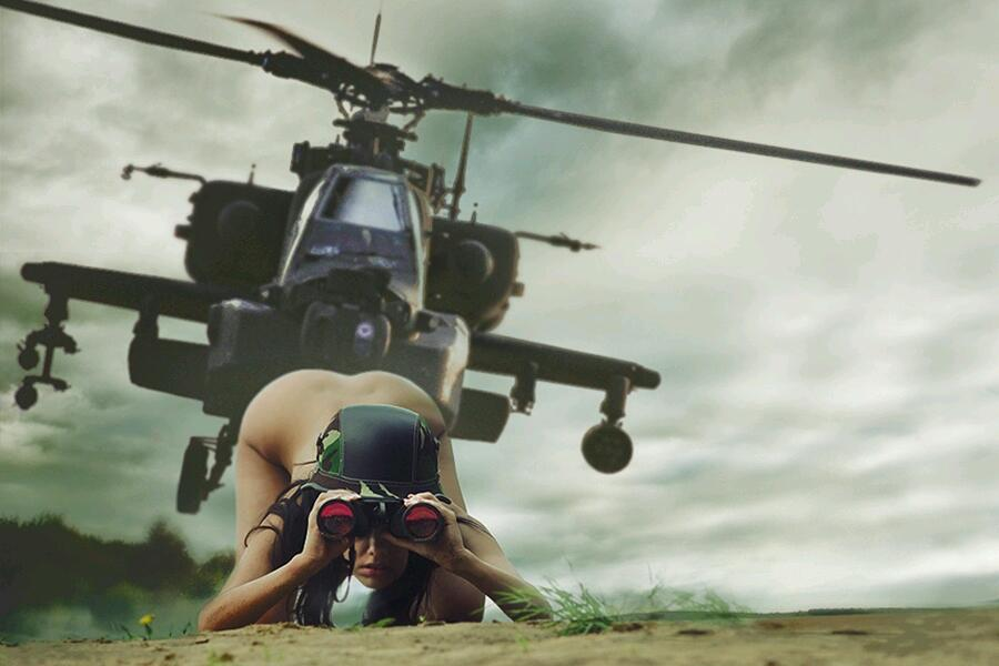 Naked girls and helicopters, Ass amateur pics