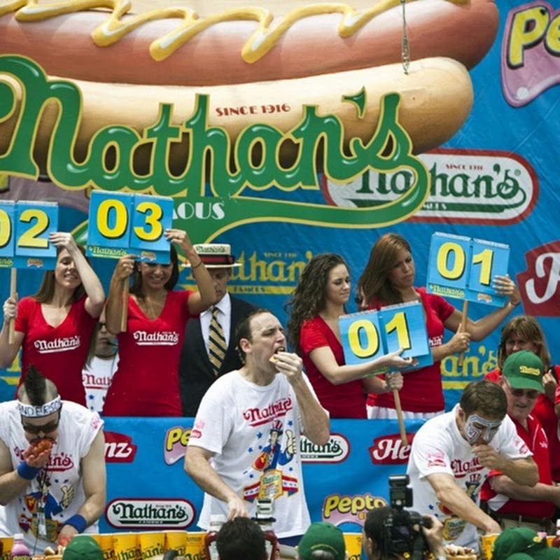 Nathan's Hot Dog Eating Championship