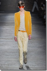 Alexander McQueen Menswear Spring Summer 2012 Collection Photo 13