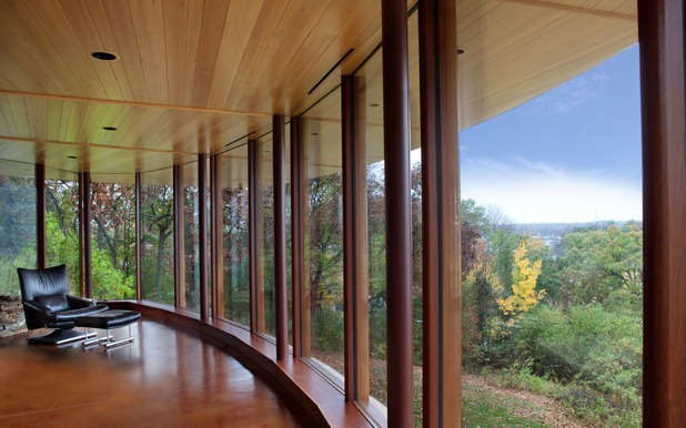 chenequa residence by robert harvey oshatz architect 9