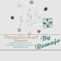 Tranquility Beach - Diamonds