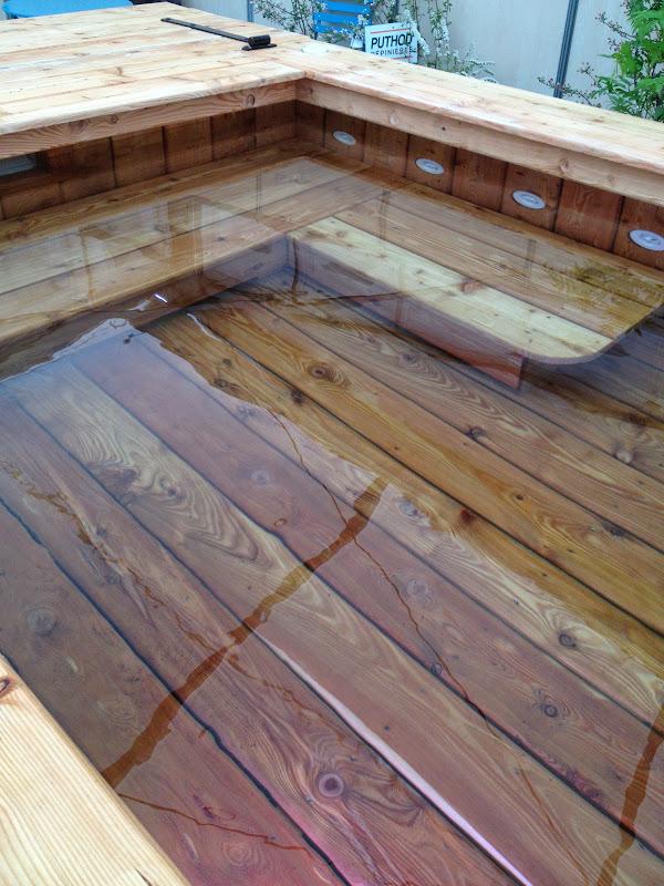 Les diff rentes formes piscine bois modern pool france for Piscine bois sans filtration