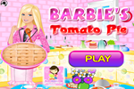 Barbie's Tomato Pie
