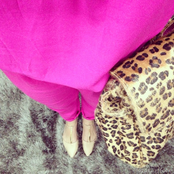 look todo pink e bolsa animal print (1)