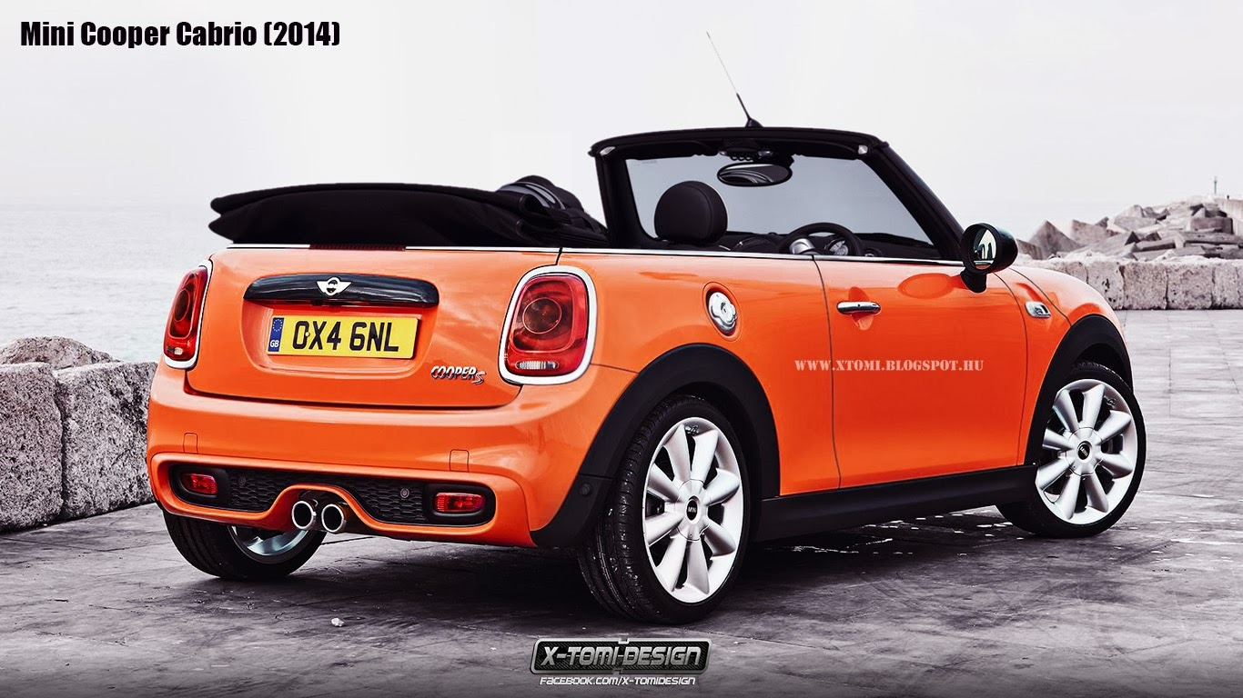 2015 mini rendered in coupe roadster and convertible. Black Bedroom Furniture Sets. Home Design Ideas