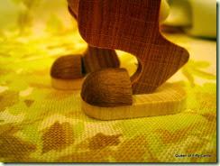 Ulbricht Bunny shoes