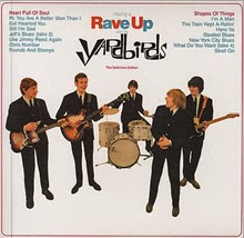 The Yardbirds Having a Rave Up