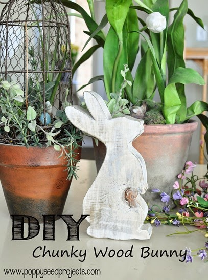 Super Saturday Project Idea - Easter Bunny