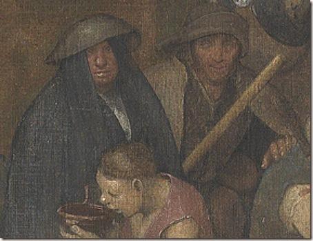 Ciegos - El vino de la fiesta de San Martín