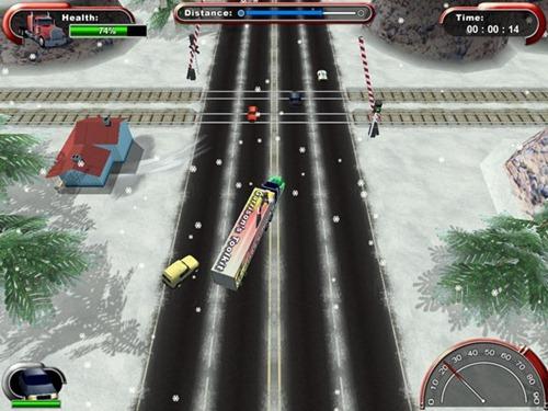 Juegos de Camiones Mad Truckers reseña