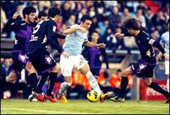 Celta Vigo vs Valladolid