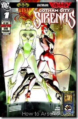 P00001 - Gotham City Sirens #1