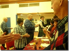 BDC Piping in the haggis