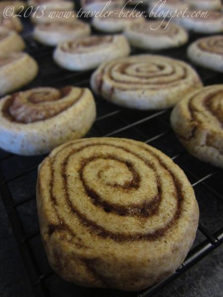 Cinnamon Roll Cookies 4