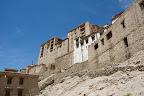 L'ancien palace à Leh