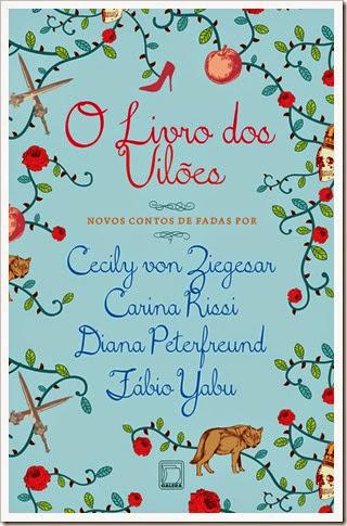 Capa_Livro dos Vilões