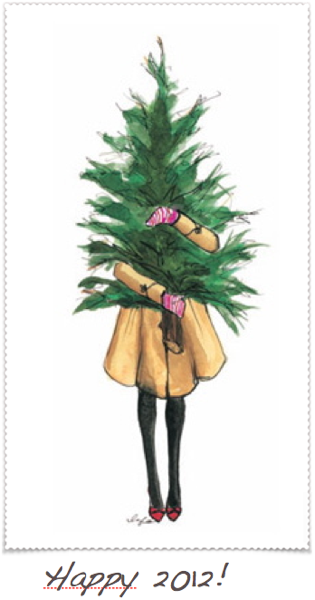 Little tree by Inslee Haynes