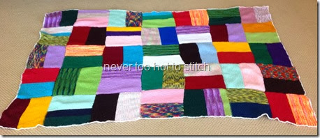 Knitted Patchwork II