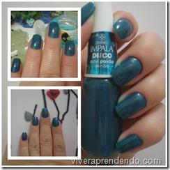 Impala_Azul Pavão