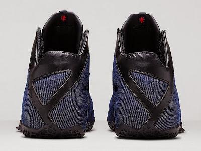 nike lebron 11 nsw sportswear ext denim 4 06 Nike LeBron XI EXT Denim QS Nikestore Release Information