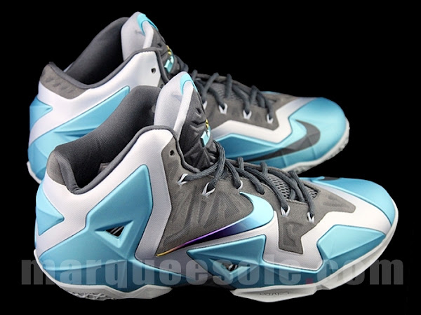New Photos  LEBRON XI Gamma Blue Drops on November 16th