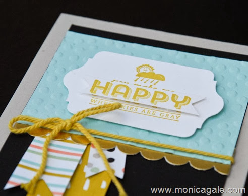 Stampin'Up See Ya Later get it free @ www.monicagale.com c
