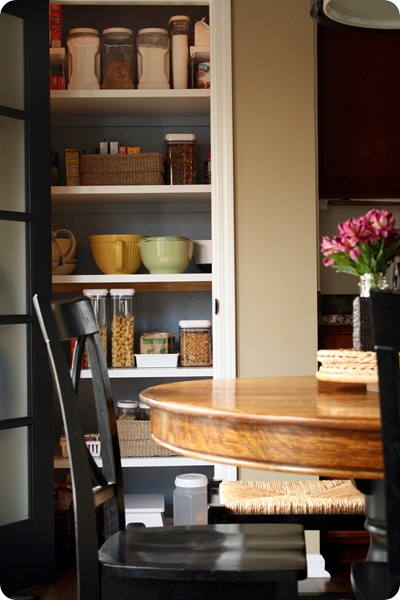 melamine pantry shelves
