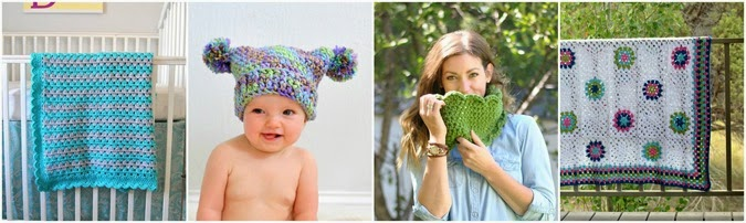 4 awesome crochet projects from 2014