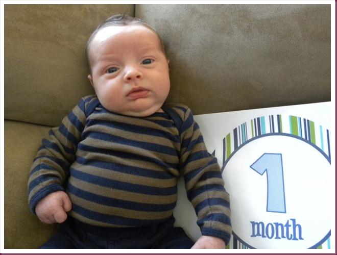 Curtis 1 months