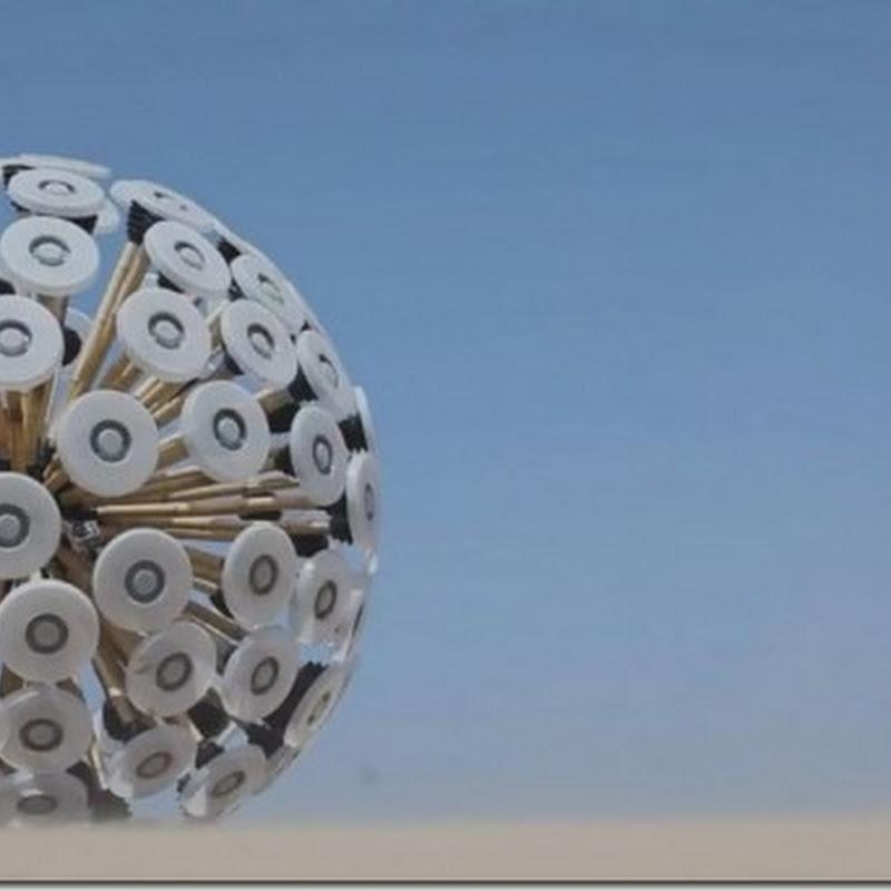 Um brinquedo que explode minas terrestres