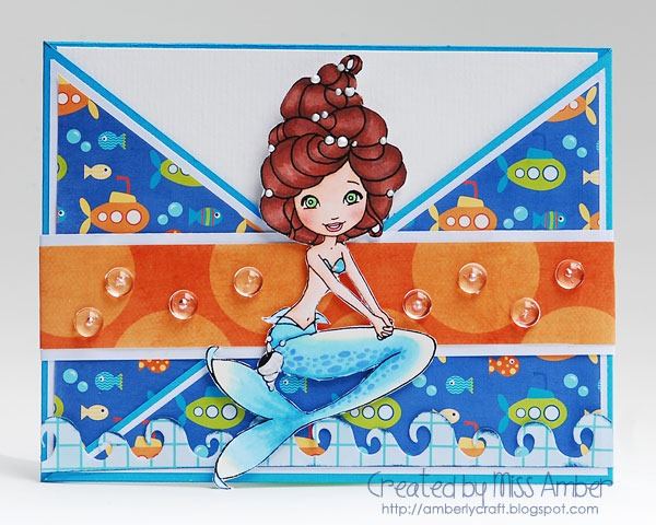 mermaidl_card_by_missamber