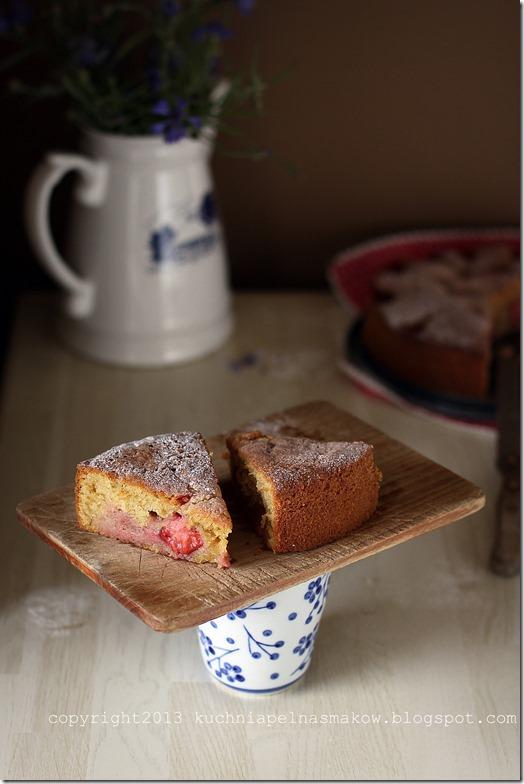 bardzo szybkie ciasto z truskawkami (2)