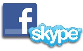 Skype integra-se ao Facebook