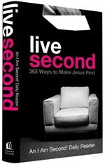 live_second-365-ways-to-make-jesus-first
