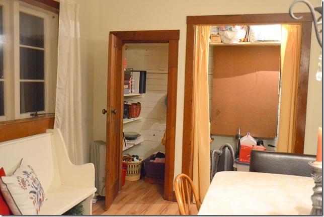 closets after