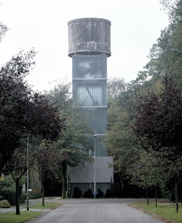 water tower house by crepain binst 3