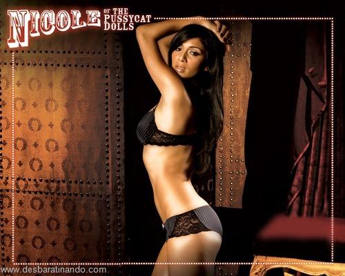 nicole scherzinger gata linda sensual sexy sedutora photoshoot galeria desbaratinando  The Pussycat Dolls  (79)