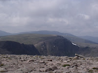 Ptarmigan\'s View from the Caringorms