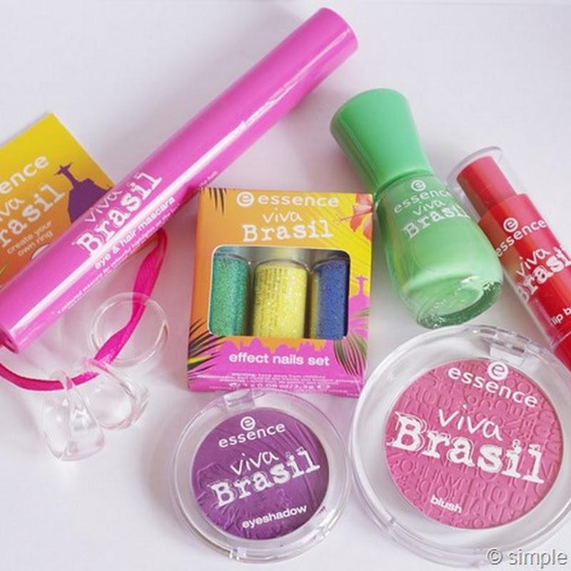 Essence | Viva Brasil | Swatches