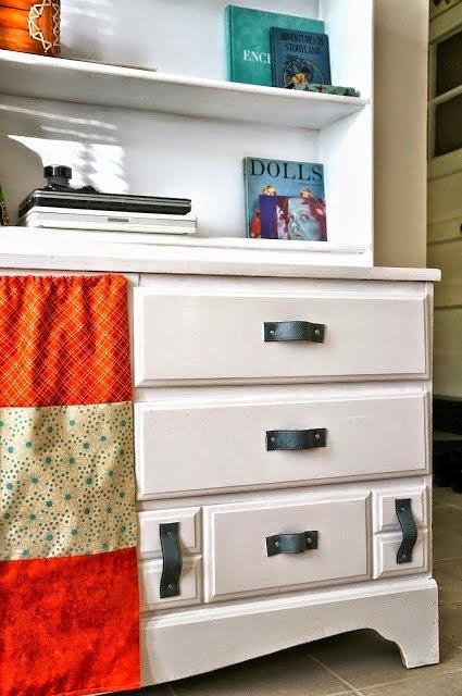 Purse Strap Dresser Pulls