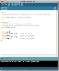 arduino_Blink_LED_Uploading
