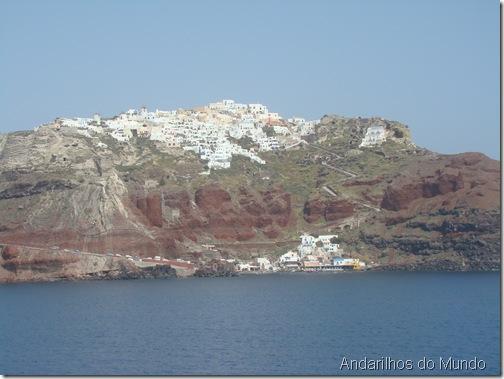 Porto de Athinios - Santorini